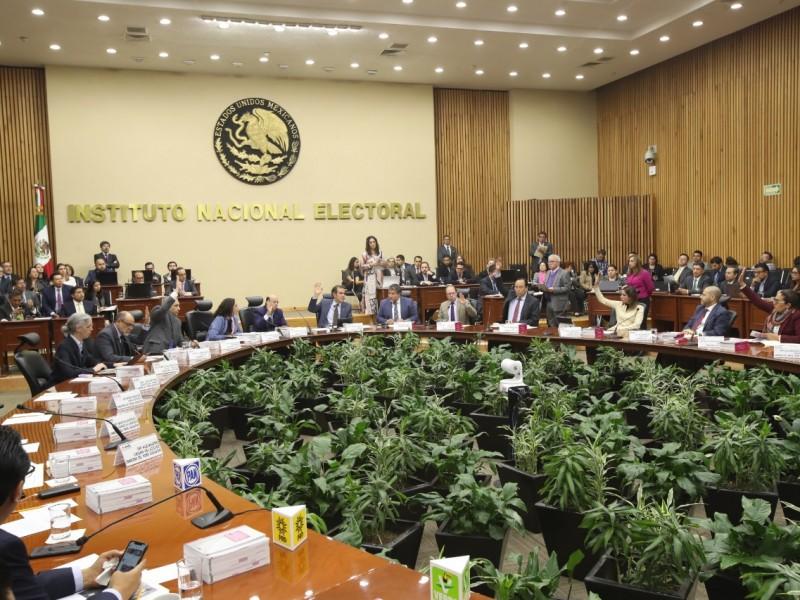 Nuevos partidos recibirán del INE entre 19 y 23 millones