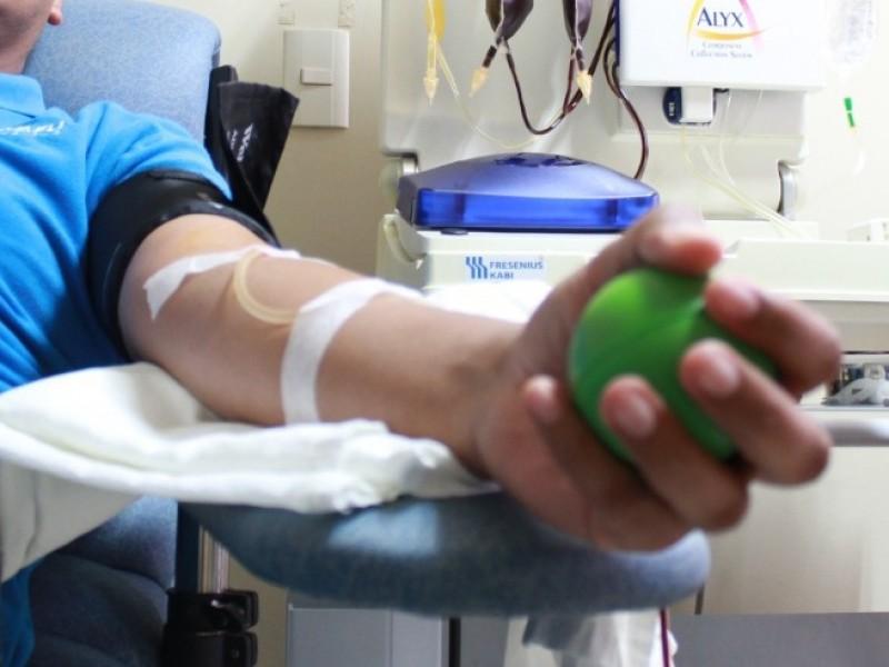 Nula donación  de sangre altruista en Sinaloa