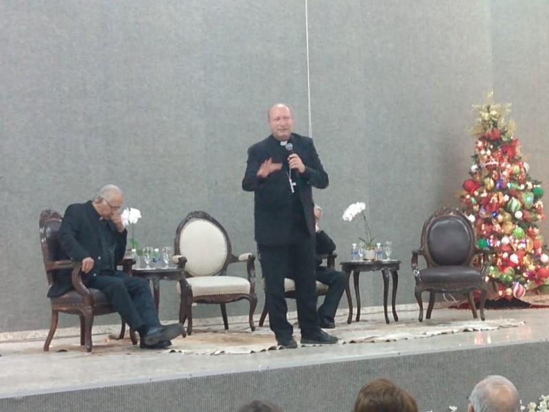 Nuncio apostólico visita la Perla del Mayo