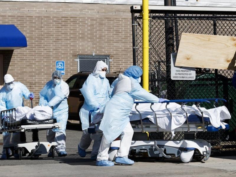 NY agrega 12 mil muertes por COVID-19 a su registro