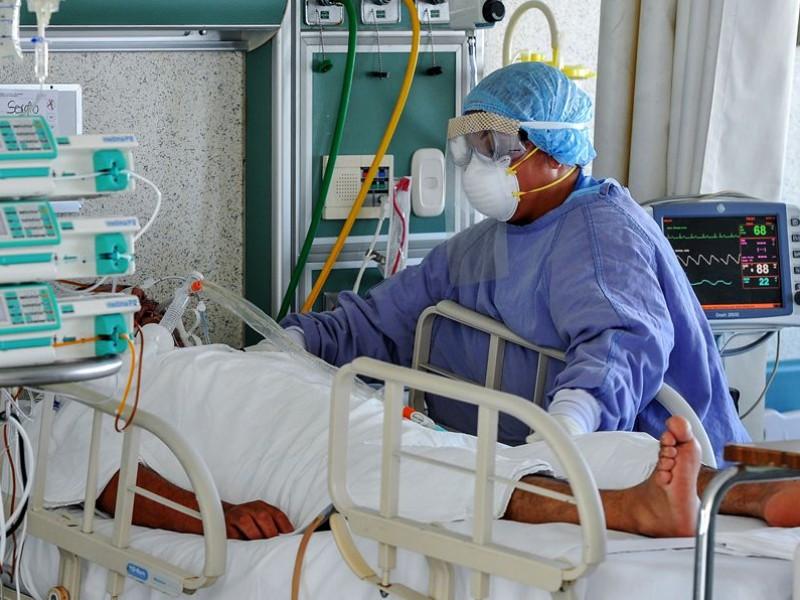 Oaxaca cambió semaforización con hospitales colapsados por Covid-19