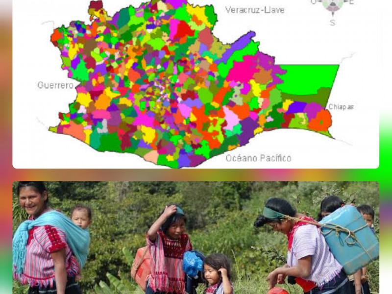 Oaxaca concentra el 24% de los municipios del territorio mexicano
