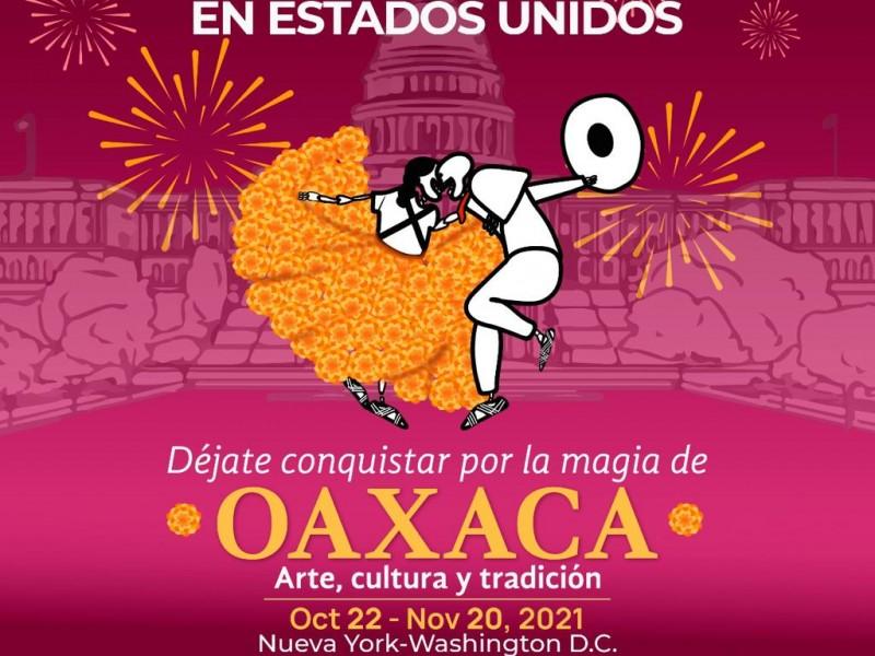 Oaxaca conquistará el corazón de Estados Unidos por un mes