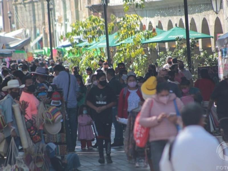 Oaxaca tiene 4,132,148 habitantes de acuerdo al censo 2020