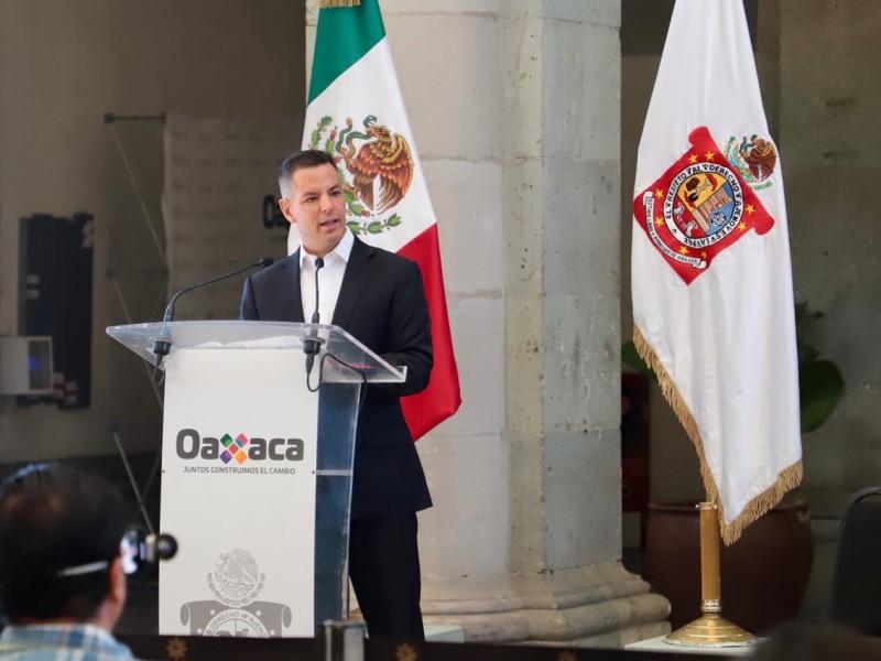 Oaxaca en etapa de recesión; muere una menor por Covid-19