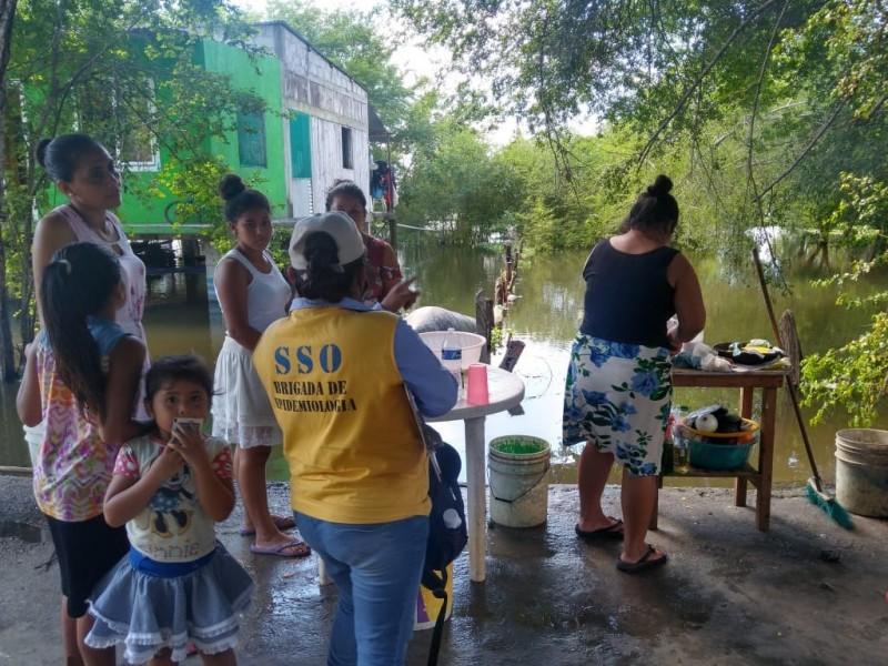 Oaxaca envía brigada médica a Tabasco