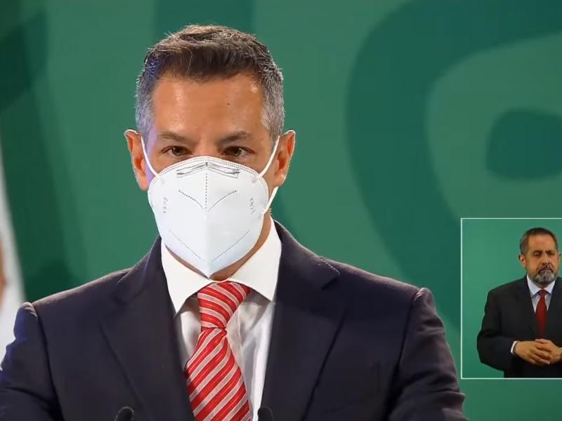 Oaxaca recibió 6,916 MDP para reconstrucción: Alejandro Murat