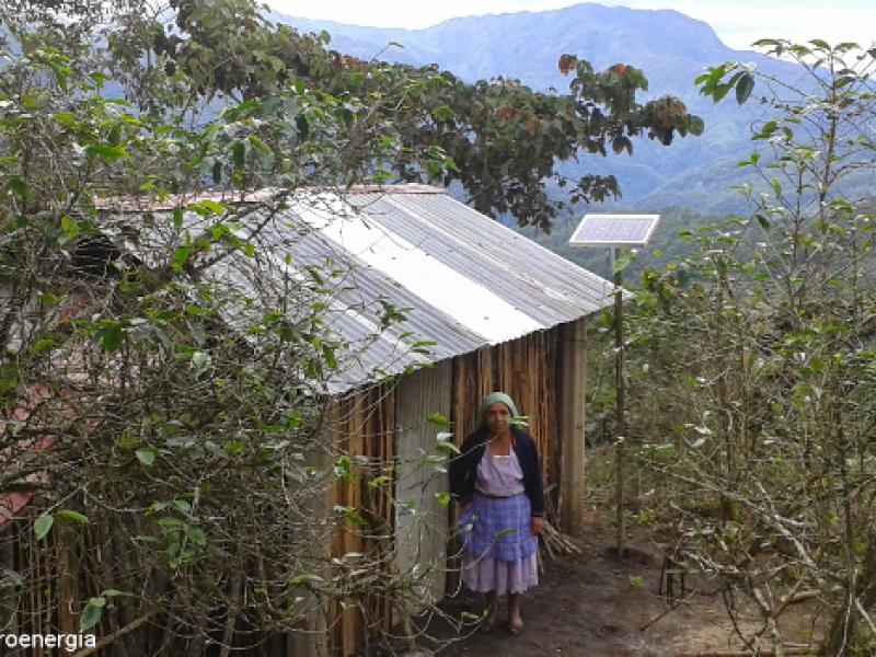 Oaxaca ocupa el último lugar en cobertura eléctrica del país