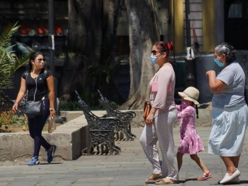 Oaxaca pasa a semáforo naranja este lunes