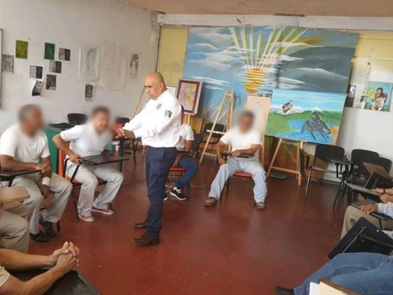 Oaxaca, pionero en modelo de reeducación para hombres violentos