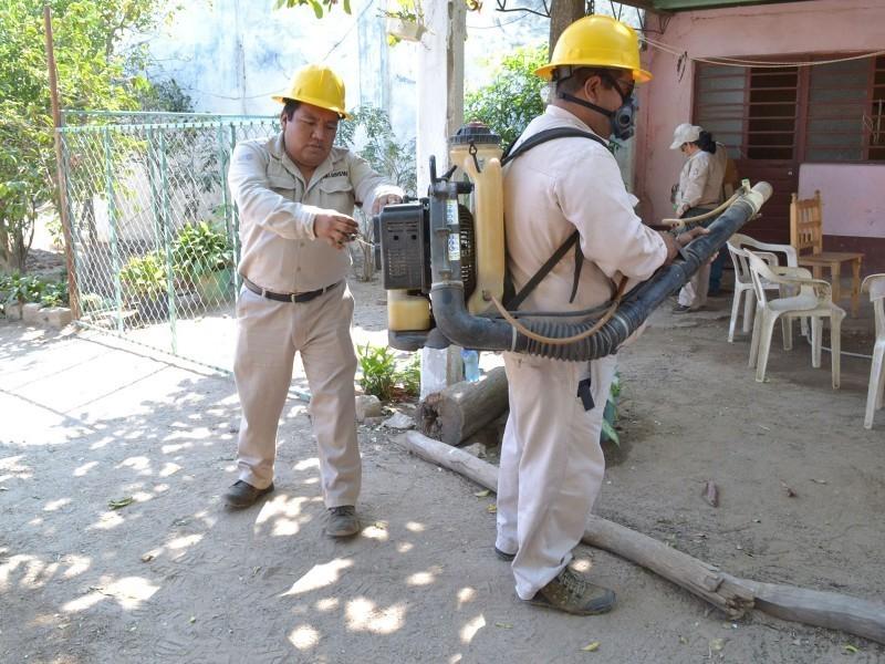 Oaxaca, sexto lugar nacional en casos de dengue