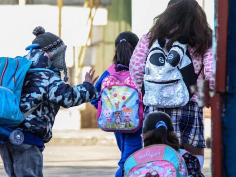 Oaxaca sin posibilidad de regreso a clases presenciales, aseguran padres
