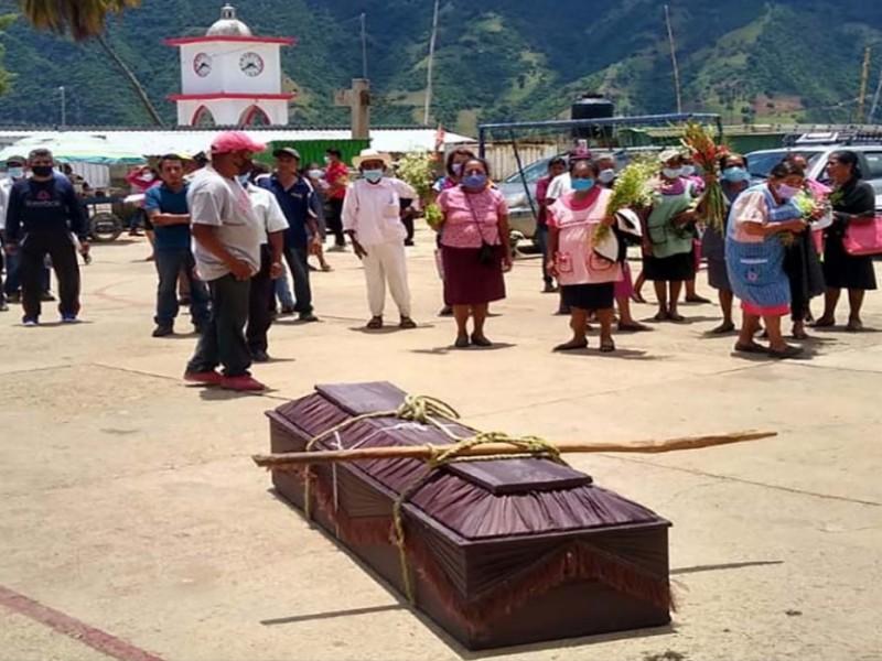 Oaxaca suma más de 60 feminicidios durante el 2021