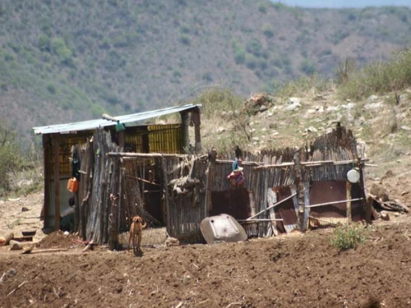 Oaxaca: tercer lugar en índice de pobreza extrema