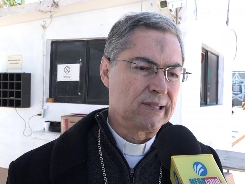 Obispo de Torreón a favor de Paro Nacional de Mujeres