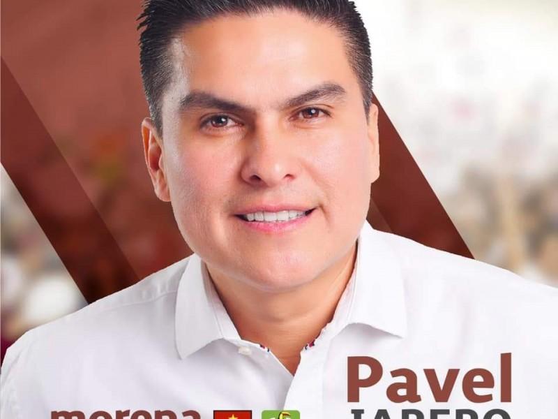 Obligado Pavel Jarero a renunciar a diputación federal por senaduría