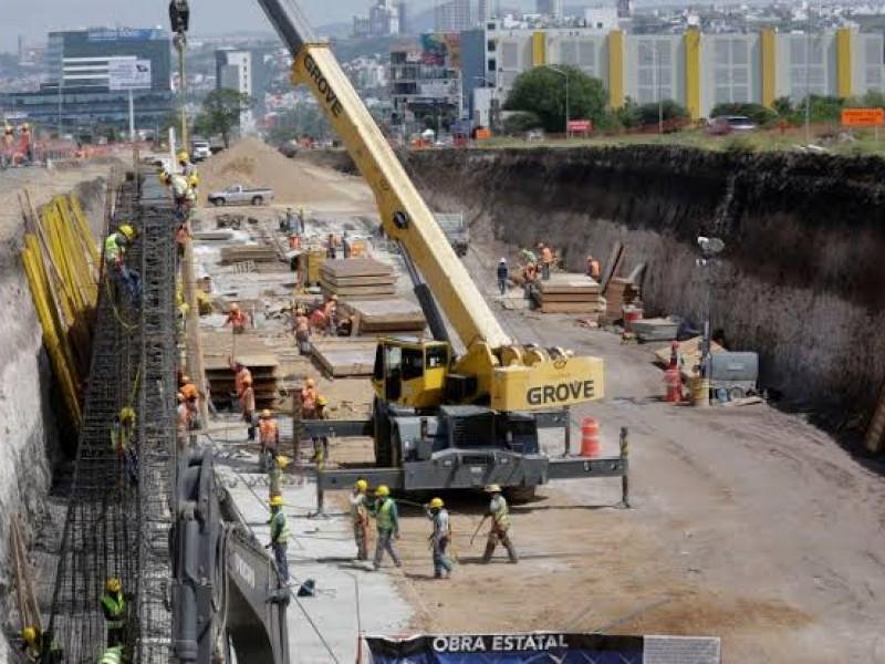 Obra de viaducto poniente lleva 80% de avance