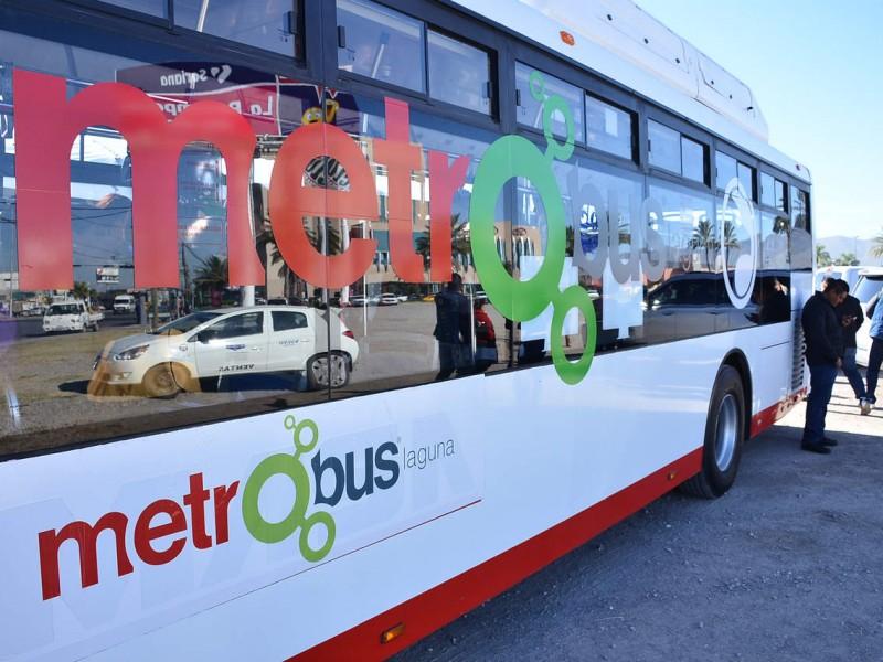 Obra Metrobús traerá consigo un ahorro económico