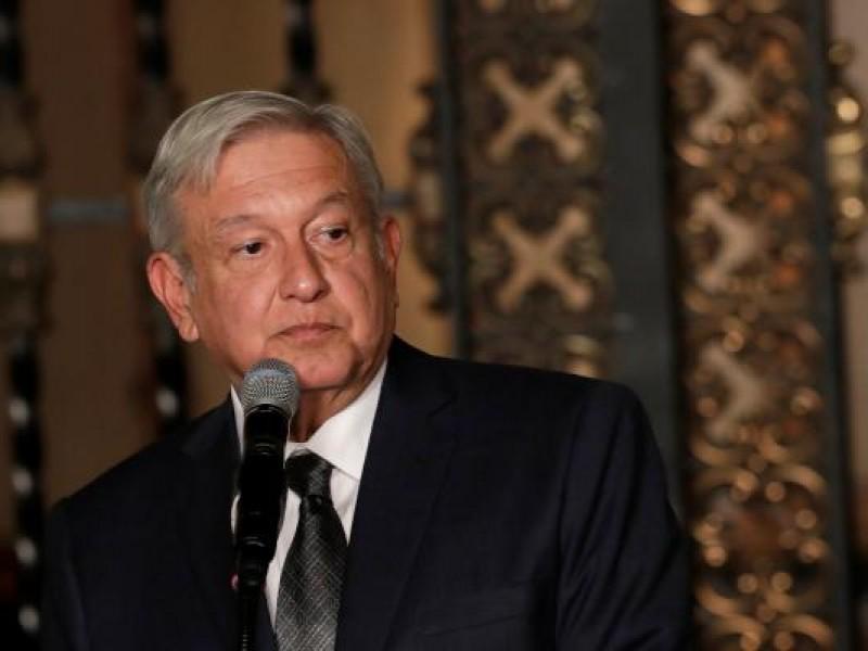 Obrador dialoga con magistrados de la Suprema Corte