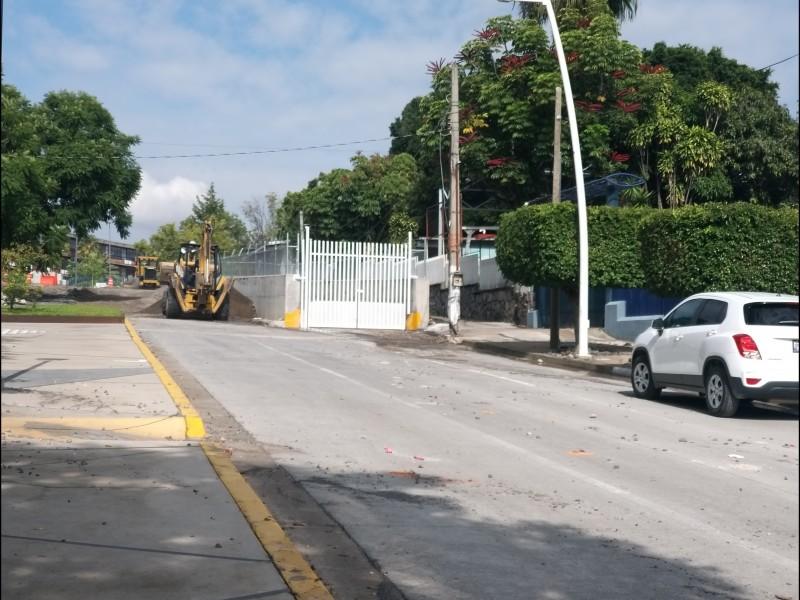 Obras de L3 dejan estragos a vecinos de Alcalde Barranquitas