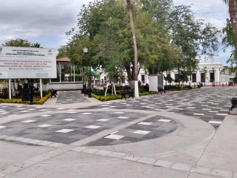 Obras de remodelación en centro histórico ascienden a 140 MDP:SEPUIM