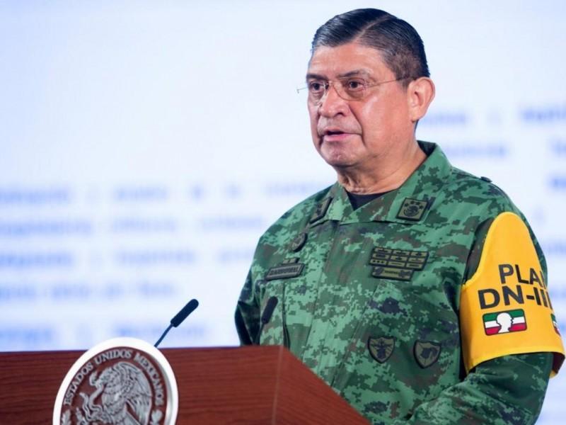 Obras del Gobierno Federal no implican descuidar seguridad nacional