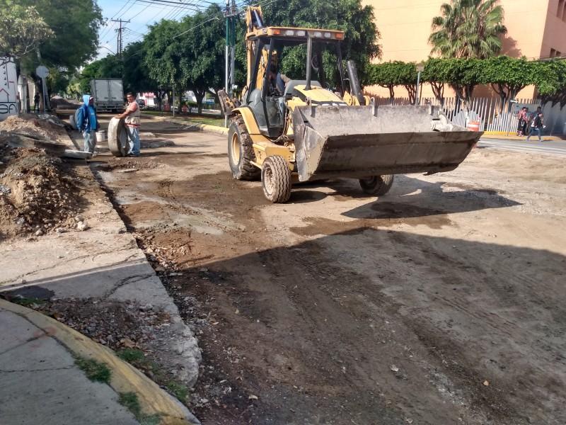 Obras no han presentado retraso por lluvias