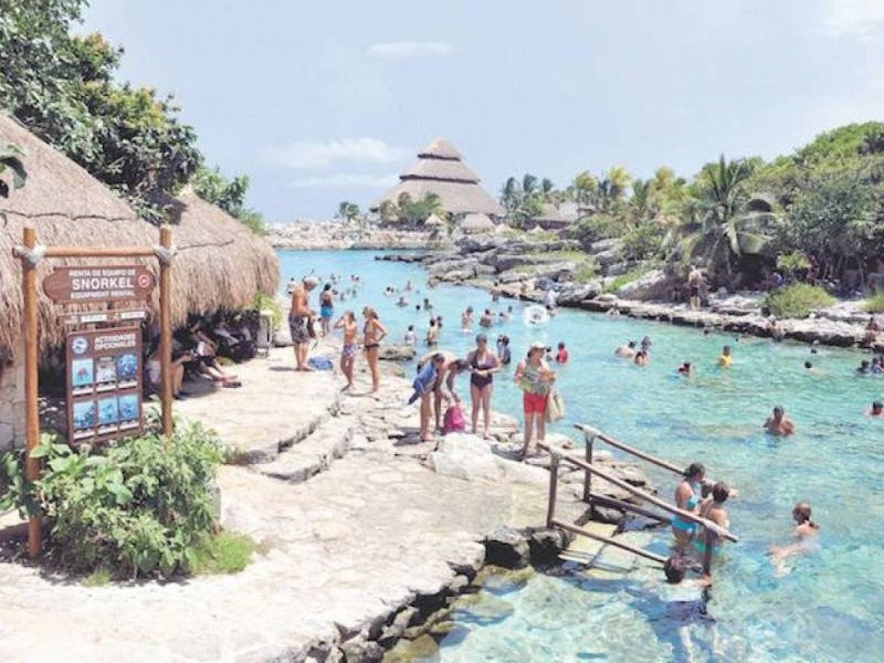 Obras que hoy critican, ayudarán a recuperación del Turismo: Torruco