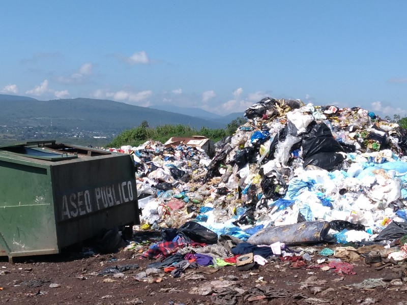 Obsoleto relleno Sanitario en Zamora, Afirma Alcalde