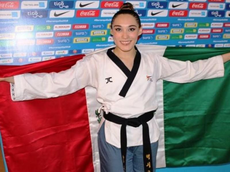 Obtiene México primera medalla de oro en JCC