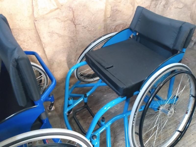 """Obtienen otra silla para equipo de básquetbol """"The Peoples"""""""