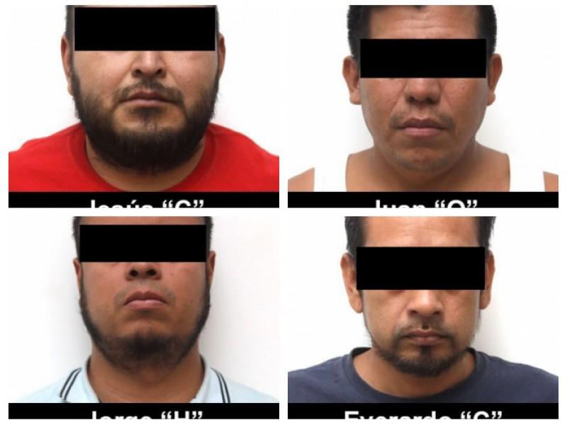 Obtienen sentencia condenatoria contra cuatro personas por tráfico de indocumentados