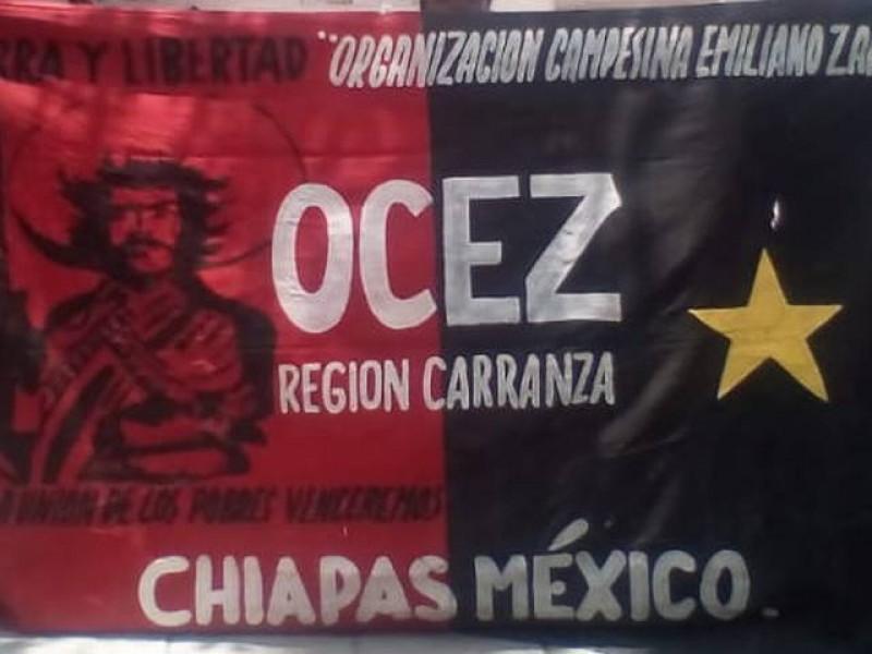 OCEZ pide justicia a 37 años de asesinato en emboscada
