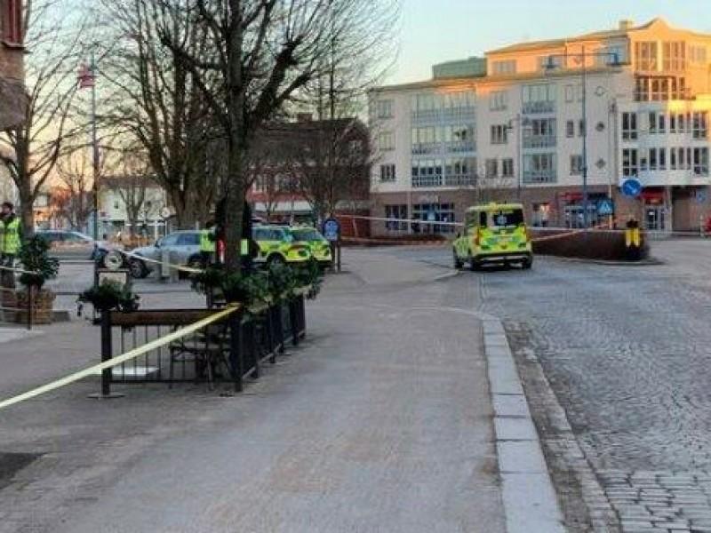 Ocho heridos tras ataque con cuchillo en Suecia