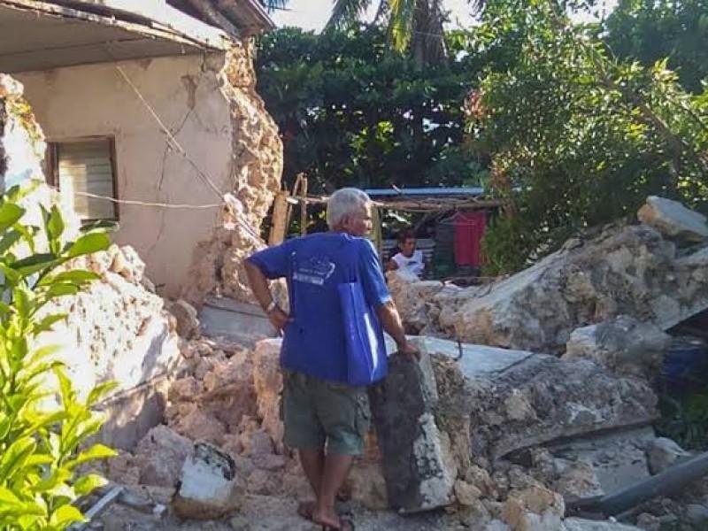 Ocho muertos por sismos en Filipinas