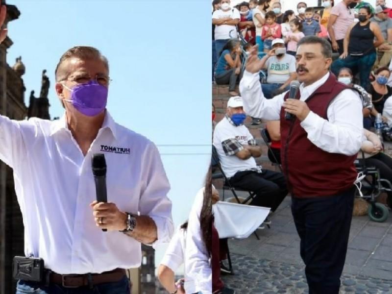 Ocultan gastos de campaña la mitad de candidatos a Guadalajara