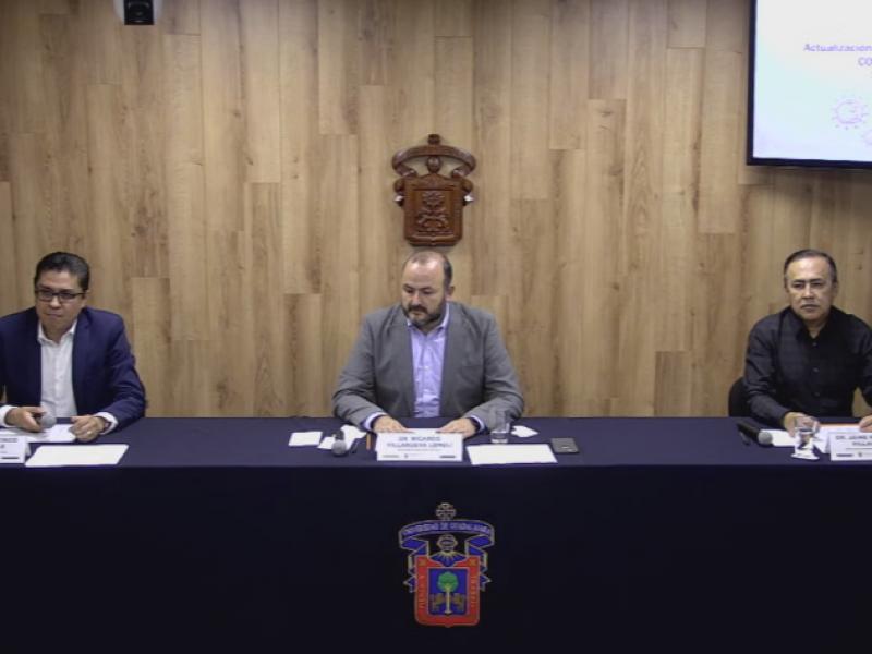 Ocupa Jalisco lugar 14 nacional en COVID-19 considerando población: UdeG