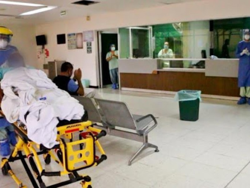 Ocupación hospitalaria disminuye en Nayarit