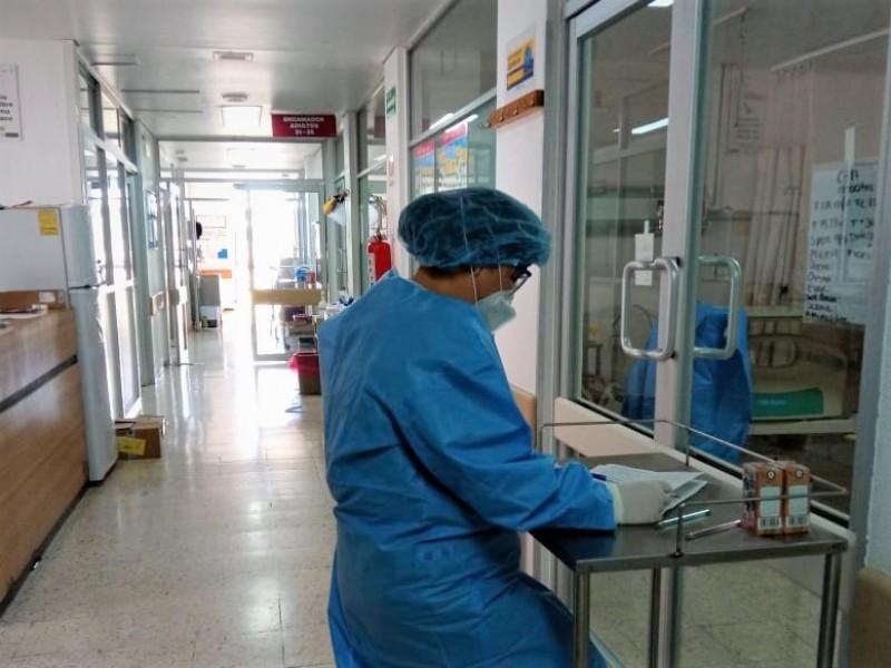 Ocupación hospitalaria en Lázaro Cárdenas se mantienen al 45%