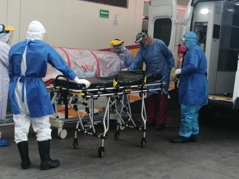 Ocupación hospitalaria en Michoacán por debajo del 40%