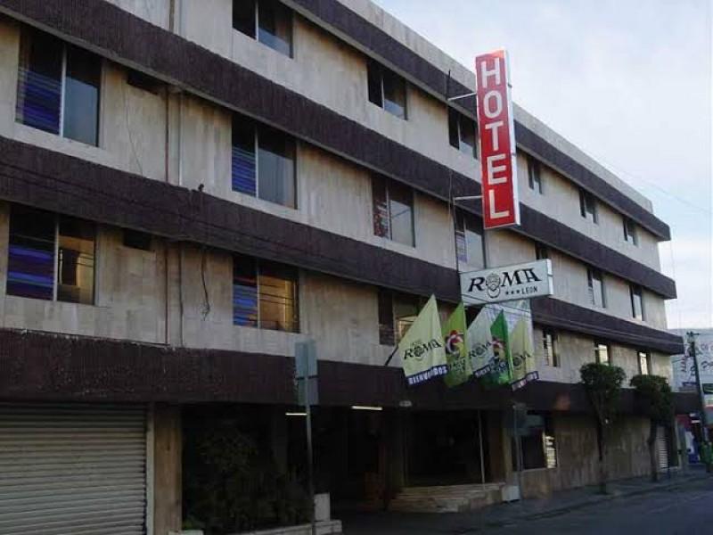 Ocupación hotelera continua con mala racha; no rebasa el 8%