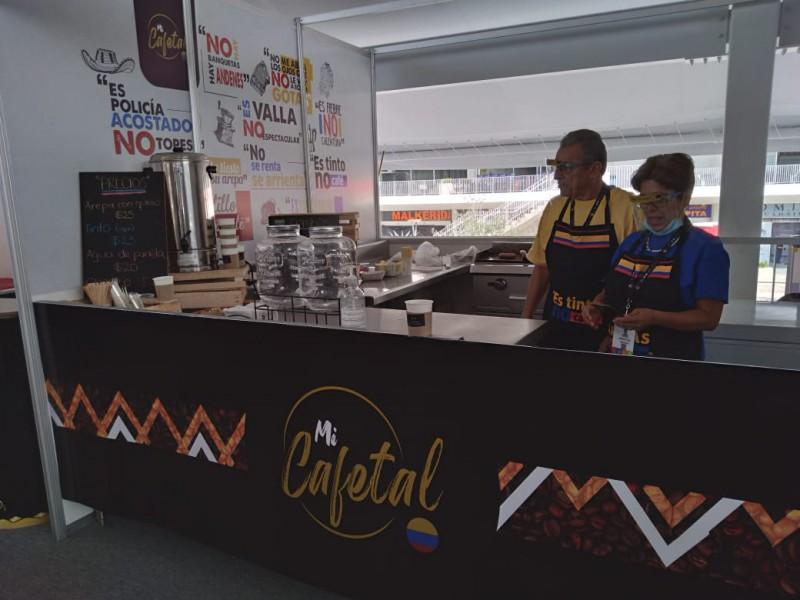 Oferta cultural y gastronómica en el festival de las naciones