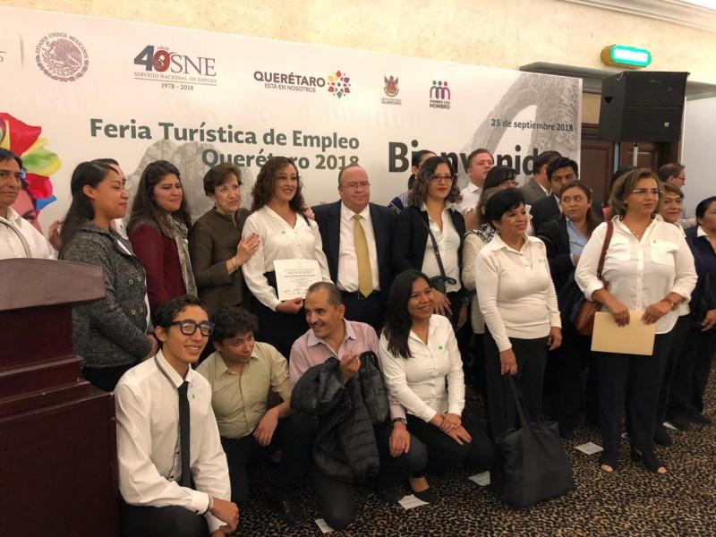 Ofrecen 770 vacantes en Feria del Empleo