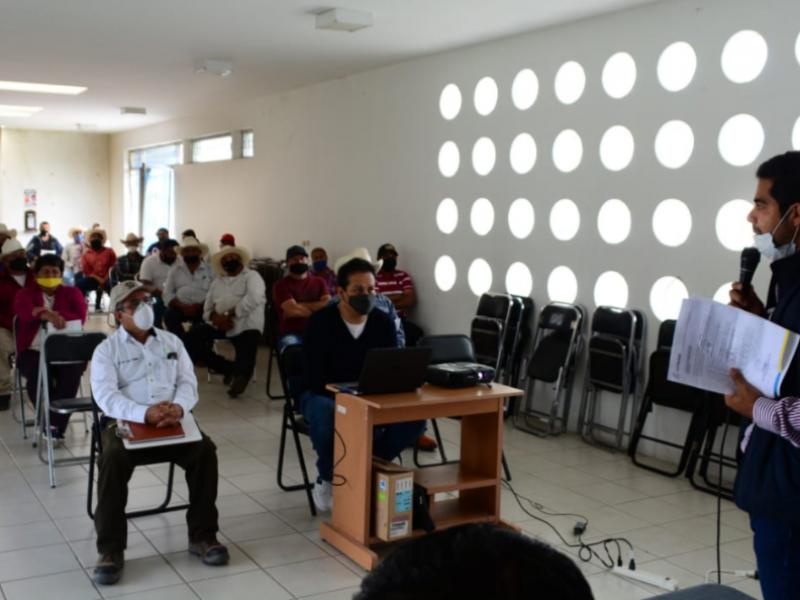 Ofrecen capacitación sobre situación COVID en comunidades