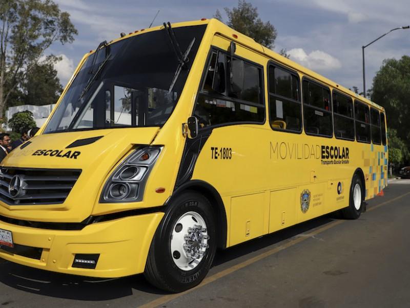 Ofrecen transporte gratuito en la capital mediante ''Acercándote''