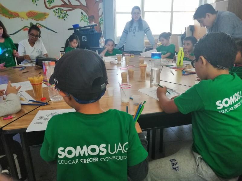 Ofrecerá UAQ curso de verano infantil en línea