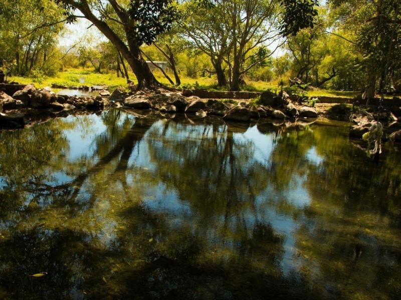Ojos de agua de Pantanal fuera de peligro: CONAGUA