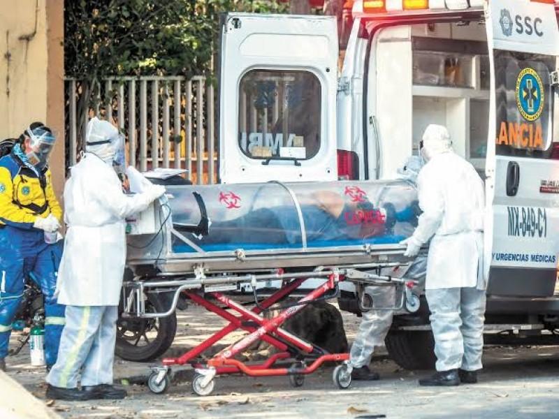 Ola de Covid-19 satura hospitales del estado de Veracruz