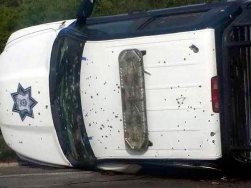 Ola de violencia azota a Guanajuato; asesinan a 5 policías