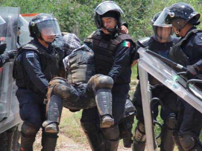 Oleada de policías asesinados. Los criminales triunfan